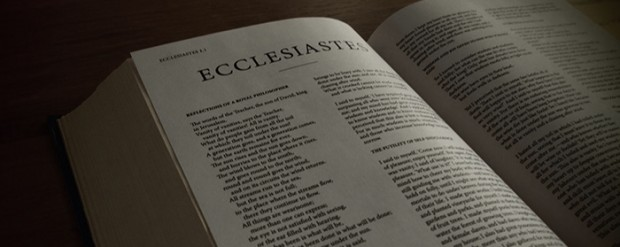 Biblical Resource - ecclesiastes