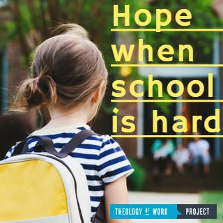 Hope For Kids When School Is Hard