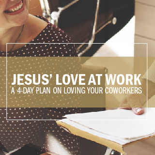 Jesus Love At Work