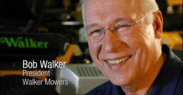 Bob Walker on Looking to the Interests of Others at Walker Mowers (Video)