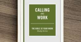 Calling and Work  (Bible Study Book)