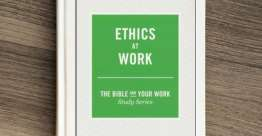 Ethics at Work (Bible Study Book)