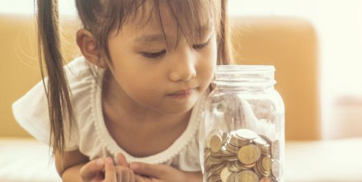 Money Basics for Kids (Devotional)