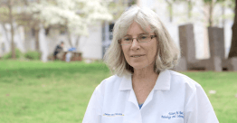 Dr. Eileen Burd Sees God in Her Work Serving the Sick and Suffering (Video)