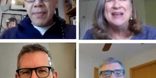 Leadership & Faith During Uncertain Times: Interview w. Andy Crouch and Katherine Alsdorf