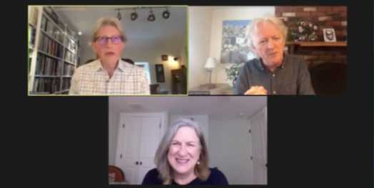 Exiles on Mission Book Launch Panel with Paul Williams & Katherine Alsdorf