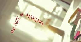 The Art of Making, Red Dress (Video)
