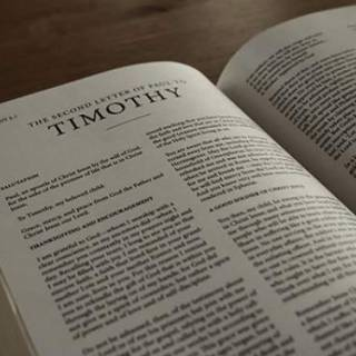 2 Timothy: Encouragement for a Faithful Worker | Bible