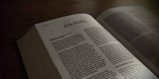 Daniel and Work | Bible Commentary | Theology of Work