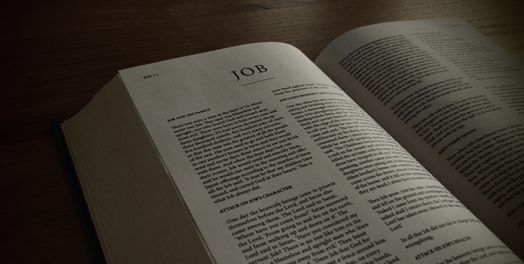 Job And Work Bible Commentary Theology Of Work