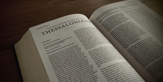 1,2 Thessalonians (The Peoples Bible)