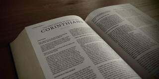 1 Corinthians and Work | Bible Commentary | Theology of Work