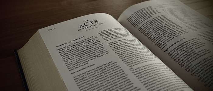 Biblical Resource -acts