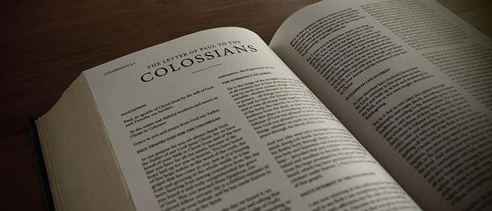 Biblical Resource -colossians-philemon