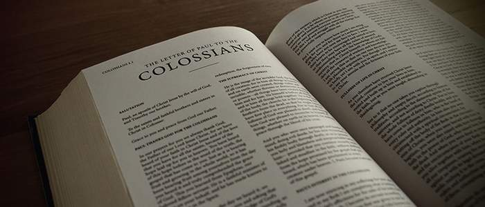 Biblical Resource - colossians-philemon