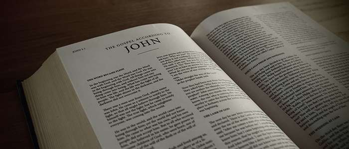 Biblical Resource -john