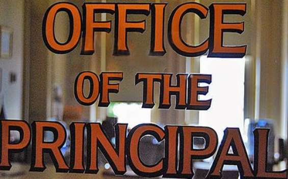 The Evaluation: In the Principal's Office