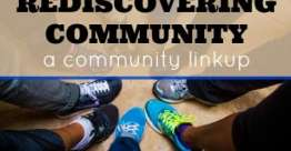 Rediscovering Community: How Community Helped me Forgive